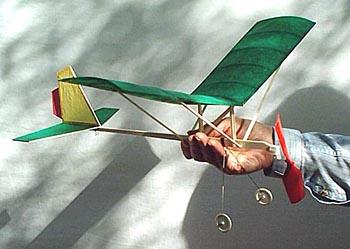 Hangar Rat έτοιμο για πτήση